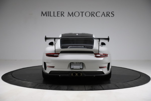 Used 2019 Porsche 911 GT3 RS for sale $249,900 at Alfa Romeo of Westport in Westport CT 06880 6
