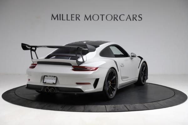 Used 2019 Porsche 911 GT3 RS for sale $249,900 at Alfa Romeo of Westport in Westport CT 06880 7