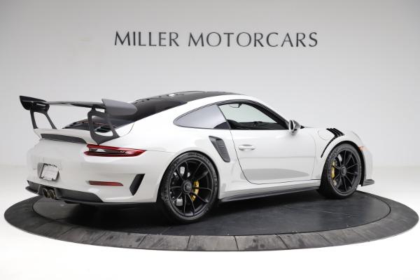 Used 2019 Porsche 911 GT3 RS for sale $249,900 at Alfa Romeo of Westport in Westport CT 06880 8