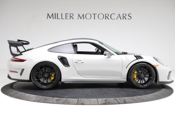 Used 2019 Porsche 911 GT3 RS for sale $249,900 at Alfa Romeo of Westport in Westport CT 06880 9