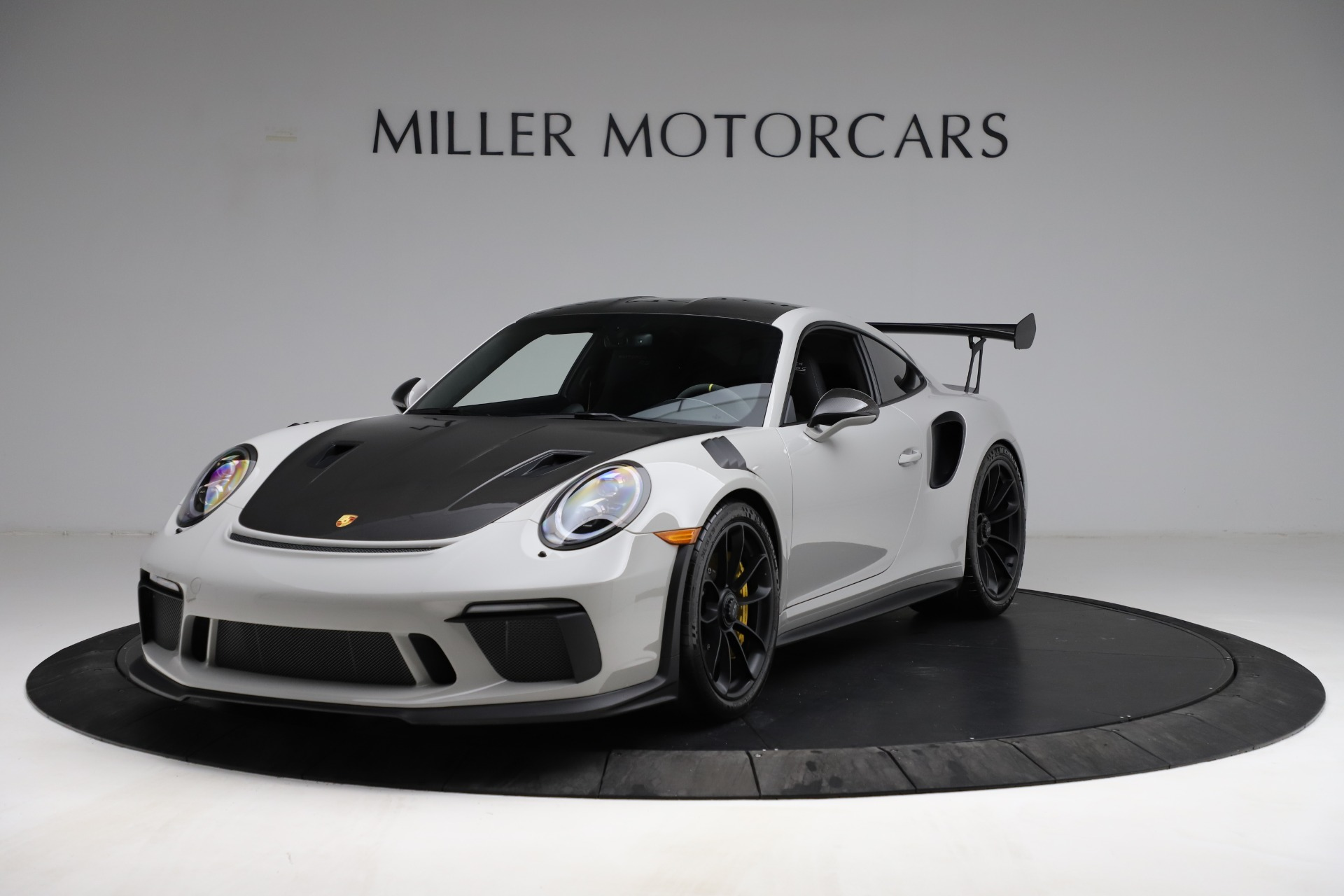 Used 2019 Porsche 911 GT3 RS for sale $249,900 at Alfa Romeo of Westport in Westport CT 06880 1