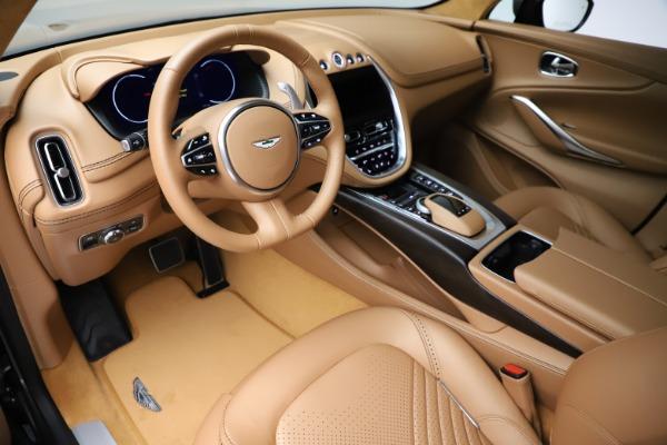 New 2021 Aston Martin DBX for sale $211,486 at Alfa Romeo of Westport in Westport CT 06880 13