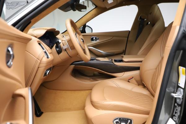 New 2021 Aston Martin DBX for sale $211,486 at Alfa Romeo of Westport in Westport CT 06880 14
