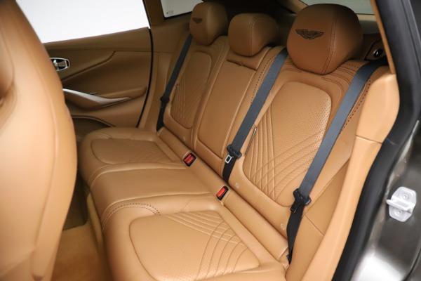 New 2021 Aston Martin DBX for sale $211,486 at Alfa Romeo of Westport in Westport CT 06880 20