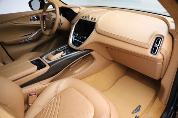 New 2021 Aston Martin DBX for sale $211,486 at Alfa Romeo of Westport in Westport CT 06880 22