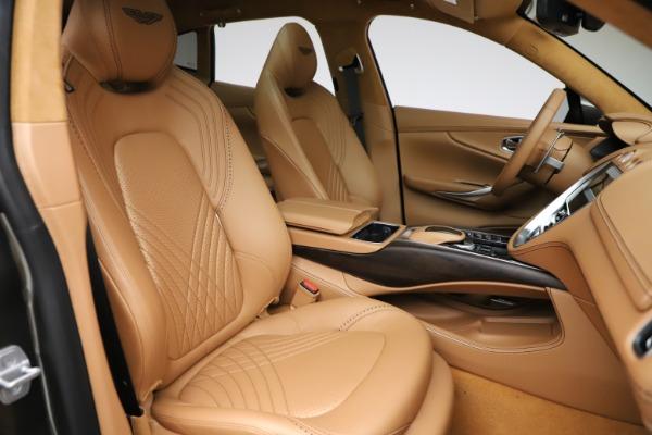 New 2021 Aston Martin DBX for sale $211,486 at Alfa Romeo of Westport in Westport CT 06880 24