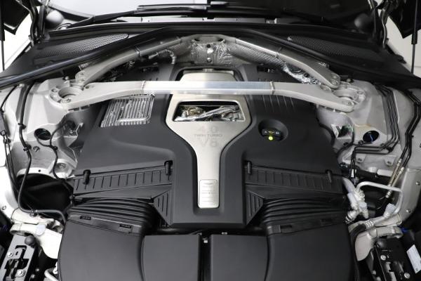 New 2021 Aston Martin DBX for sale $211,486 at Alfa Romeo of Westport in Westport CT 06880 26