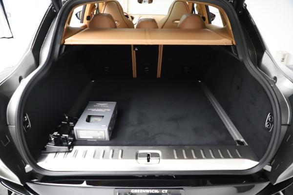 New 2021 Aston Martin DBX for sale $211,486 at Alfa Romeo of Westport in Westport CT 06880 27
