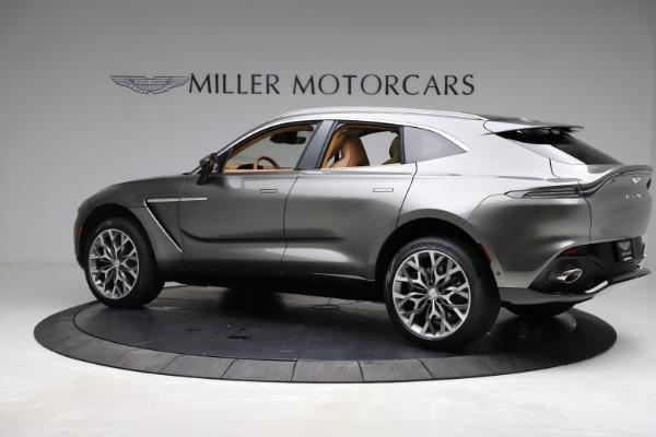 New 2021 Aston Martin DBX for sale $211,486 at Alfa Romeo of Westport in Westport CT 06880 3