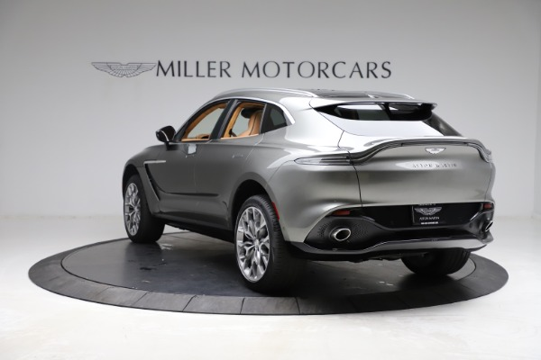 New 2021 Aston Martin DBX for sale $211,486 at Alfa Romeo of Westport in Westport CT 06880 4