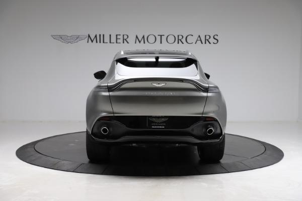 New 2021 Aston Martin DBX for sale $211,486 at Alfa Romeo of Westport in Westport CT 06880 5