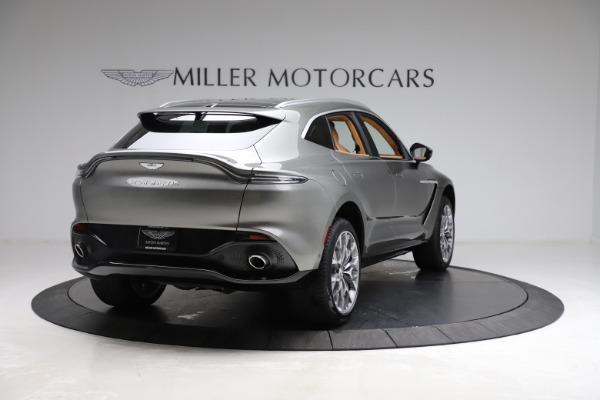 New 2021 Aston Martin DBX for sale $211,486 at Alfa Romeo of Westport in Westport CT 06880 6