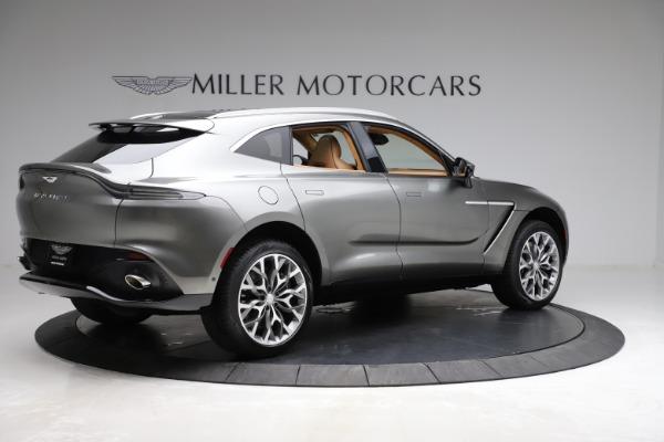 New 2021 Aston Martin DBX for sale $211,486 at Alfa Romeo of Westport in Westport CT 06880 7