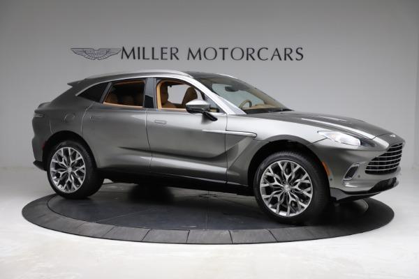 New 2021 Aston Martin DBX for sale $211,486 at Alfa Romeo of Westport in Westport CT 06880 9