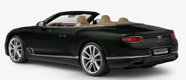 New 2021 Bentley Continental GT W12 for sale Call for price at Alfa Romeo of Westport in Westport CT 06880 3