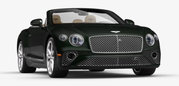 New 2021 Bentley Continental GT W12 for sale Call for price at Alfa Romeo of Westport in Westport CT 06880 5