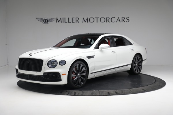 New 2021 Bentley Flying Spur W12 First Edition for sale Call for price at Alfa Romeo of Westport in Westport CT 06880 2