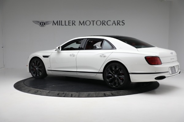 New 2021 Bentley Flying Spur W12 First Edition for sale Call for price at Alfa Romeo of Westport in Westport CT 06880 4