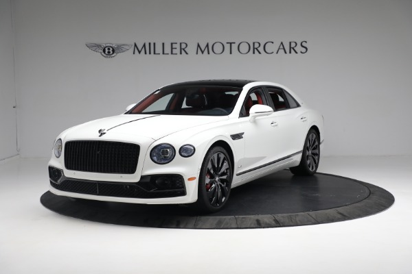 New 2021 Bentley Flying Spur W12 First Edition for sale Call for price at Alfa Romeo of Westport in Westport CT 06880 1