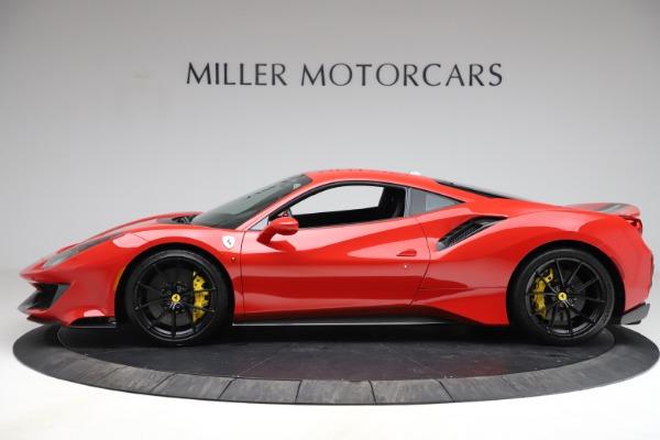 Used 2020 Ferrari 488 Pista for sale Call for price at Alfa Romeo of Westport in Westport CT 06880 3