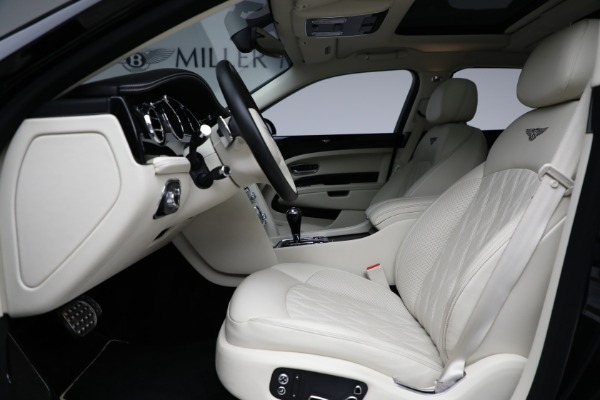 Used 2017 Bentley Mulsanne for sale $214,900 at Alfa Romeo of Westport in Westport CT 06880 18