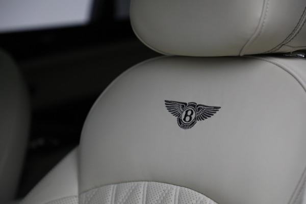 Used 2017 Bentley Mulsanne for sale $214,900 at Alfa Romeo of Westport in Westport CT 06880 20