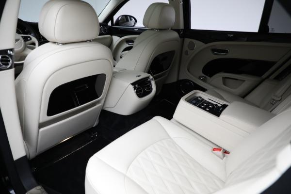 Used 2017 Bentley Mulsanne for sale $214,900 at Alfa Romeo of Westport in Westport CT 06880 21