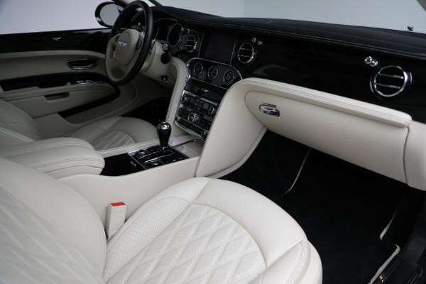 Used 2017 Bentley Mulsanne for sale $214,900 at Alfa Romeo of Westport in Westport CT 06880 25