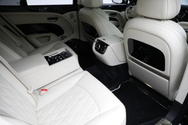 Used 2017 Bentley Mulsanne for sale $214,900 at Alfa Romeo of Westport in Westport CT 06880 28