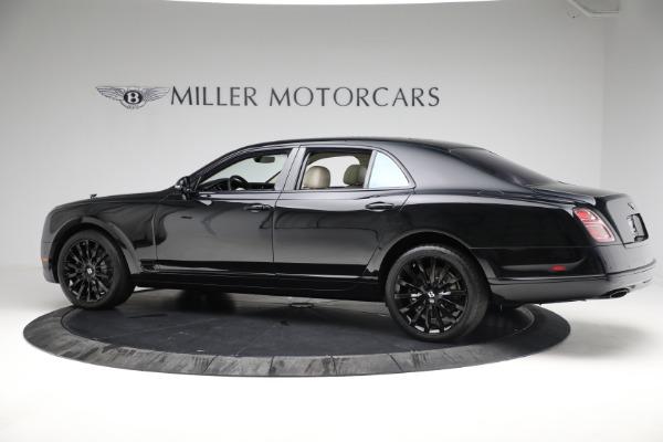 Used 2017 Bentley Mulsanne for sale $214,900 at Alfa Romeo of Westport in Westport CT 06880 4