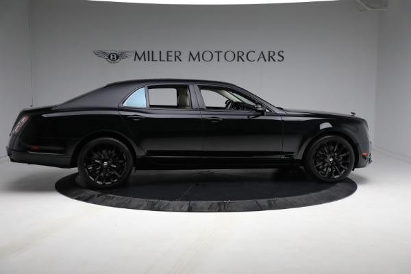 Used 2017 Bentley Mulsanne for sale $214,900 at Alfa Romeo of Westport in Westport CT 06880 9