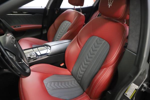 Used 2018 Maserati Ghibli SQ4 GranLusso for sale $55,900 at Alfa Romeo of Westport in Westport CT 06880 10