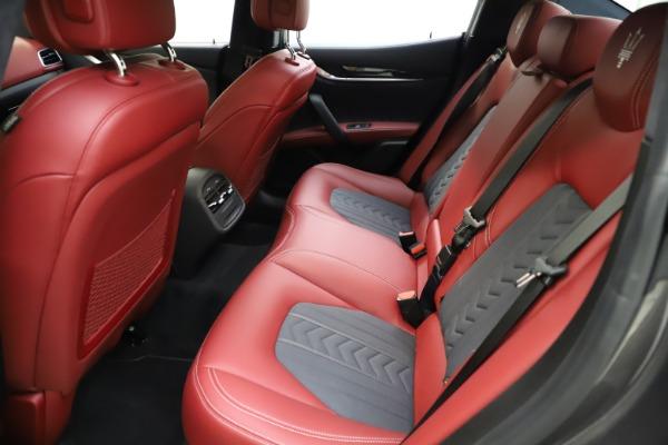 Used 2018 Maserati Ghibli SQ4 GranLusso for sale $55,900 at Alfa Romeo of Westport in Westport CT 06880 14