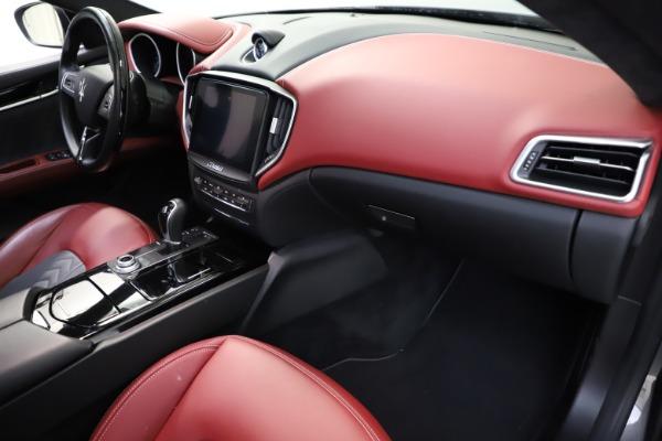 Used 2018 Maserati Ghibli SQ4 GranLusso for sale $55,900 at Alfa Romeo of Westport in Westport CT 06880 16