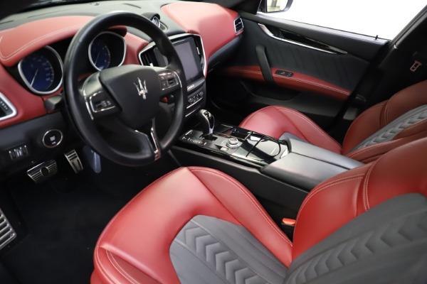 Used 2018 Maserati Ghibli SQ4 GranLusso for sale $55,900 at Alfa Romeo of Westport in Westport CT 06880 8