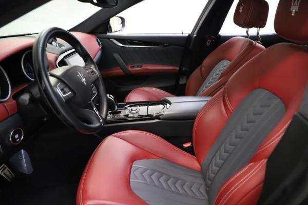 Used 2018 Maserati Ghibli SQ4 GranLusso for sale $55,900 at Alfa Romeo of Westport in Westport CT 06880 9