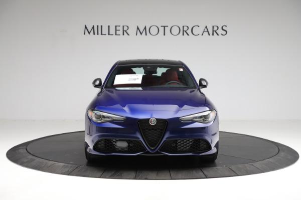 New 2021 Alfa Romeo Giulia Ti Sport for sale $54,050 at Alfa Romeo of Westport in Westport CT 06880 14