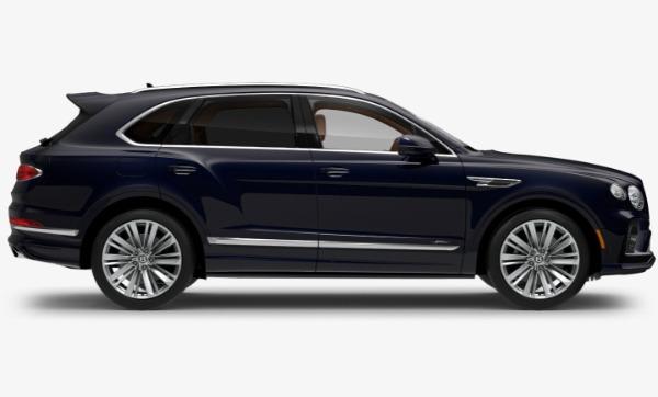 New 2021 Bentley Bentayga Speed for sale Sold at Alfa Romeo of Westport in Westport CT 06880 2