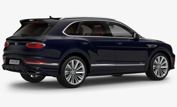 New 2021 Bentley Bentayga Speed for sale Sold at Alfa Romeo of Westport in Westport CT 06880 3