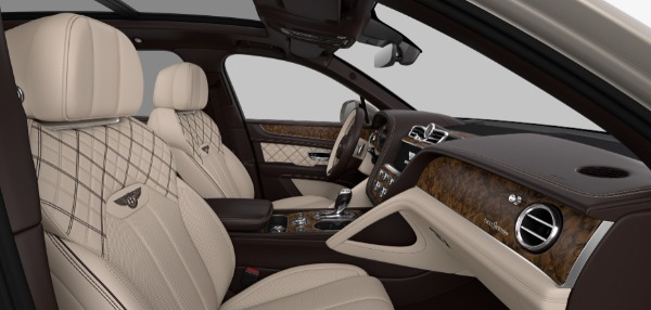 New 2021 Bentley Bentayga V8 First Editon for sale Call for price at Alfa Romeo of Westport in Westport CT 06880 7
