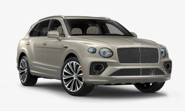 New 2021 Bentley Bentayga V8 First Editon for sale Call for price at Alfa Romeo of Westport in Westport CT 06880 1