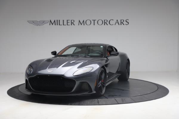 Used 2019 Aston Martin DBS Superleggera for sale $279,990 at Alfa Romeo of Westport in Westport CT 06880 12