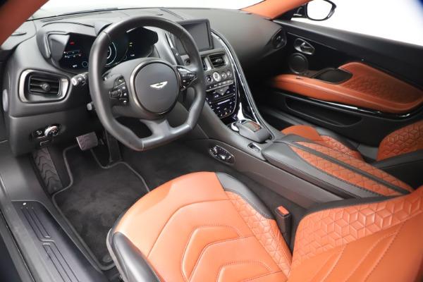 Used 2019 Aston Martin DBS Superleggera for sale $279,990 at Alfa Romeo of Westport in Westport CT 06880 13