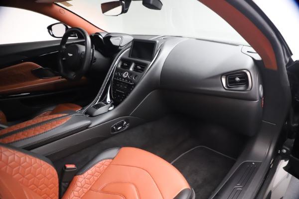 Used 2019 Aston Martin DBS Superleggera for sale $279,990 at Alfa Romeo of Westport in Westport CT 06880 19