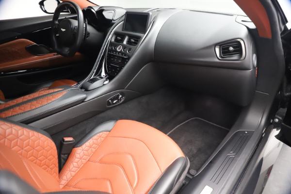 Used 2019 Aston Martin DBS Superleggera for sale $279,990 at Alfa Romeo of Westport in Westport CT 06880 20