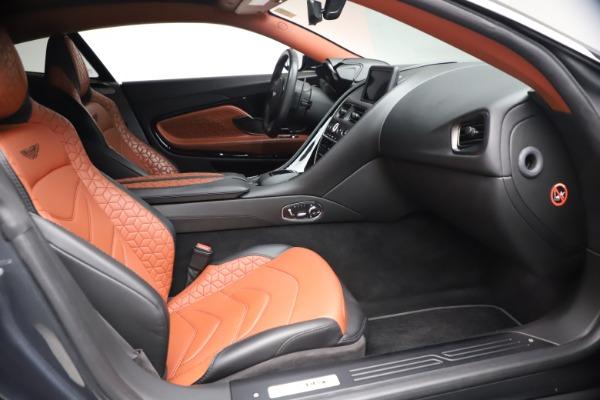 Used 2019 Aston Martin DBS Superleggera for sale $279,990 at Alfa Romeo of Westport in Westport CT 06880 21