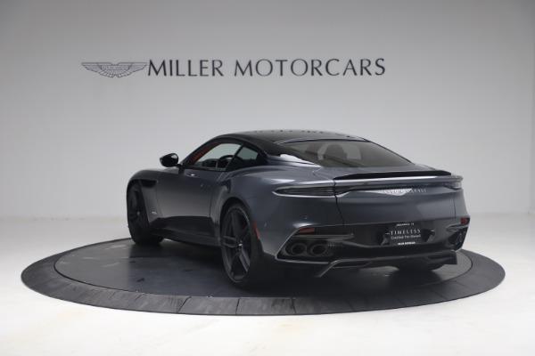 Used 2019 Aston Martin DBS Superleggera for sale $279,990 at Alfa Romeo of Westport in Westport CT 06880 4