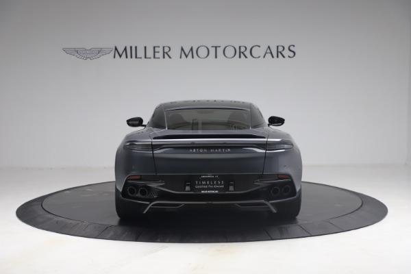 Used 2019 Aston Martin DBS Superleggera for sale $279,990 at Alfa Romeo of Westport in Westport CT 06880 5