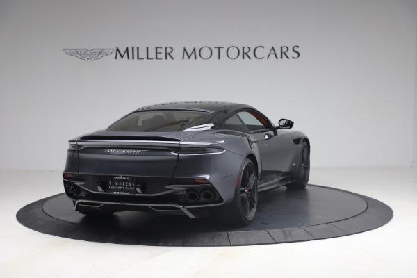 Used 2019 Aston Martin DBS Superleggera for sale $279,990 at Alfa Romeo of Westport in Westport CT 06880 6