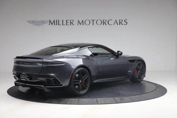 Used 2019 Aston Martin DBS Superleggera for sale $279,990 at Alfa Romeo of Westport in Westport CT 06880 7